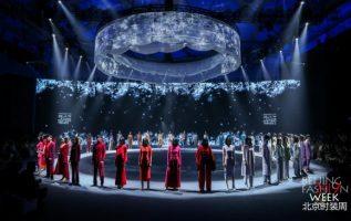 Spread Oriental fashion culture, a perfect ending of Beijing Fashion Week 2019 3