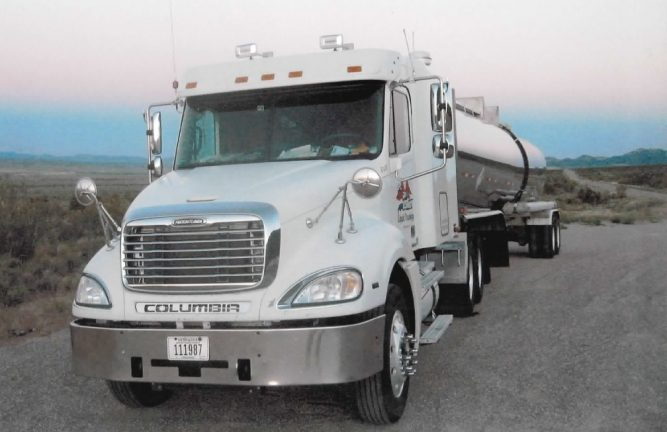 Liquid Trucking Celebrating Their 30th Anniversary In August 1