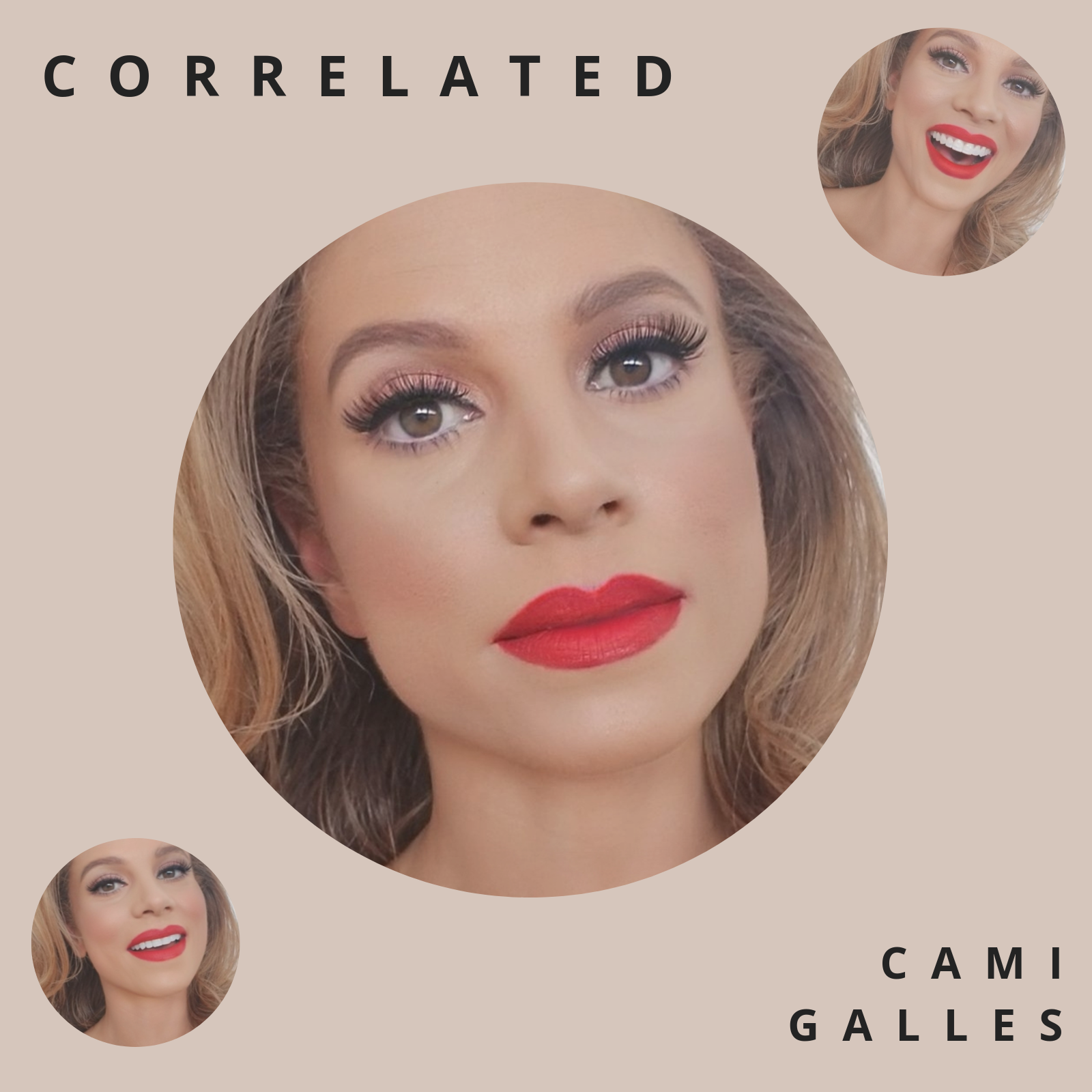 "Brush With Death Galvanizes Eclectic Songstress Cami Galles Into Releasing Uplifting Soul-pop Debut, ""Correlated."" 1"