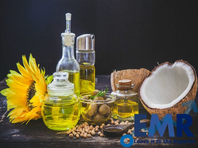 Vegetable Oil Market Reached a Volume of 203 Million Tons in 2018 and is Further Expected to Reach 262 Million Tons by 2024 1