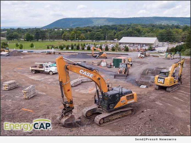 EnergyCAP, Inc. Breaks Ground for New Corporate Headquarters 12