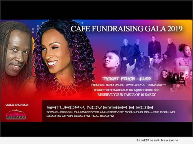 Cultural Academy for Excellence (CAFE) Announces Upcoming CAFE 2019 Fundraising Gala 12