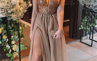Elegant & Alluring At The Same Time: Babyonlinewholesale Evening Dresses Wearing Guidance 2