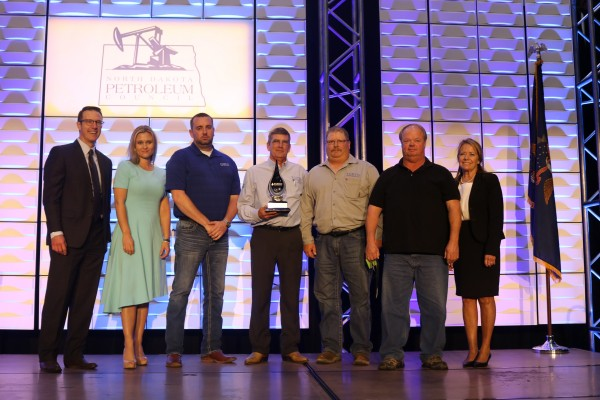 Fortis Energy Services Receives the 2019 Excellence in Safety Award Presented by the North Dakota Petroleum Council 1
