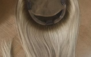 Qingdao Royalstyle Wigs Co.,Ltd. Introduces Light Density Human Hair Toppers For Top Of the Head 4