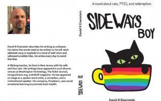 """""""Sideways Boy"""" by David Eisenstein Explores School Violence, PTSD and a Survivor's Journey to Redemption 5"""