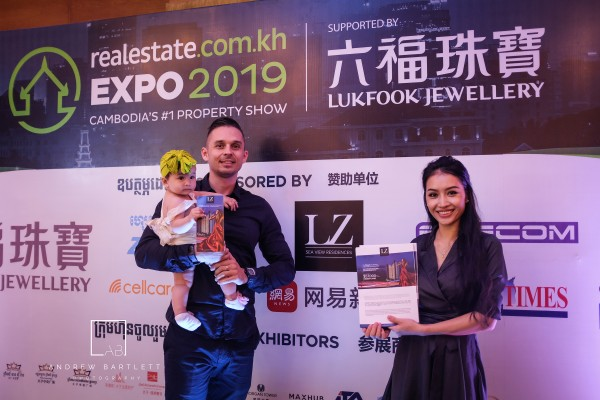 LZ Sea View Residences Announces The Successful Conclusion Of The Realestate EXPO 2019 In Naga World 1