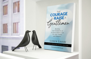 Loren Lahav Signs Publishing Deal with Author Publishing 3