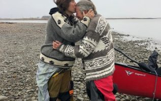 While Seeking Lost Wisdom Female Canadian Filmmaker and Partner Overcomes Bears, Rapids, Loss but Finds Love and Family 1