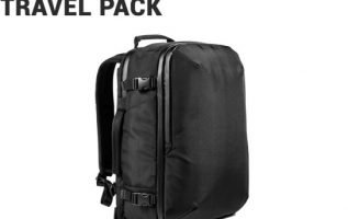 New all-in-one carry-on sized travel backpack debuts on Kickstarter 5