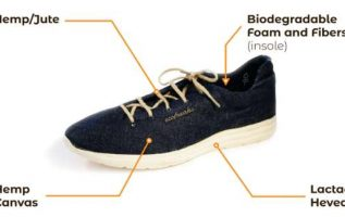 Ecofreaks, the new shoes made of hemp are completely biodegradable 3