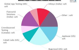 Global Crowdsourced Application Testing Services Market Analysis 2019 – Dynamics, Trends, Revenue, Regional Segmented, Outlook & Forecast Till 2025 3