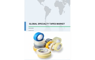 Global Specialty Tapes Market 2019-2023 | Increased Use of Silicon Adhesives in Specialty Tapes to Boost the Market | Technavio 3