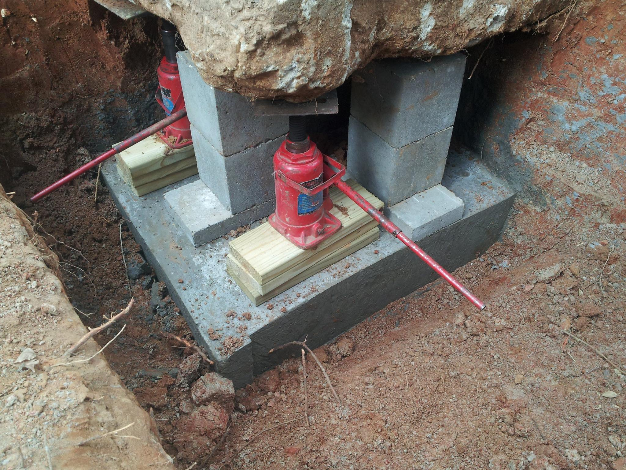 House Leveling and Foundation Repair LLC keeping building standing one foundation at a time 1