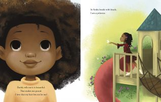 Mom Launches Kickstarter Campaign With a Children's Book to Inspire her Daughter 2