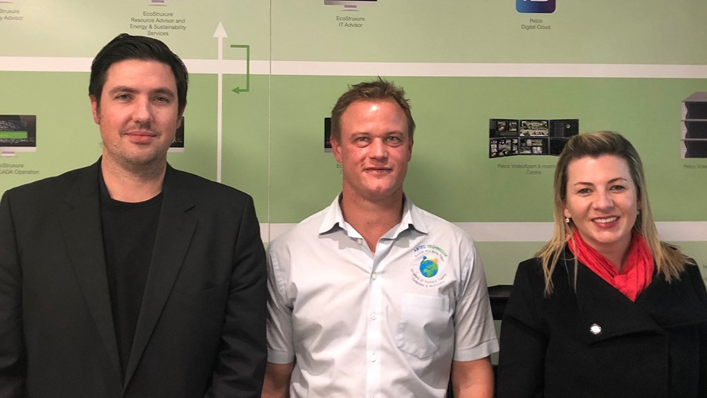 Schneider Electric SA and Amtec Techniquip collaborate to boost local access to education 10