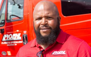 Wisconsin Trucking Company Driver Becomes Finalist for Veteran Trucking Award 4