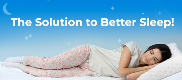 The World's first Revolutionary 7-in-1 Pillow with Bacteria Protection and Cooling Technology launched on Kickstarter 2