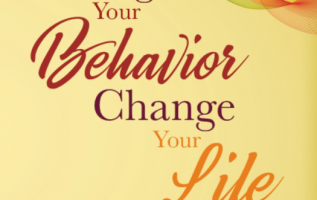 "New book ""Change Your Behavior, Change Your Life"" by Rhonda White is released, focusing on practical steps toward self improvement 2"
