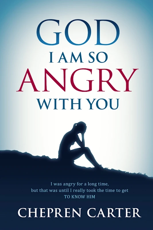 God I Am So Angry With You is Chepren Carter's debut publication 12