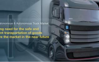 Autonomous Truck Market: Opportunities and Challenges 4
