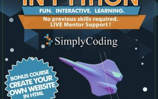 Impressed Buyer Recommends Simply Coding Python-Multiplayer Training Program for Homeschooling 4