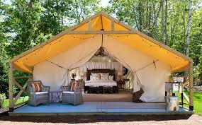 Glamping Market Size, Status and Growth Opportunities during 2019-2025: Under Canvas, Collective Retreats, Tentrr, Eco Retreats 3