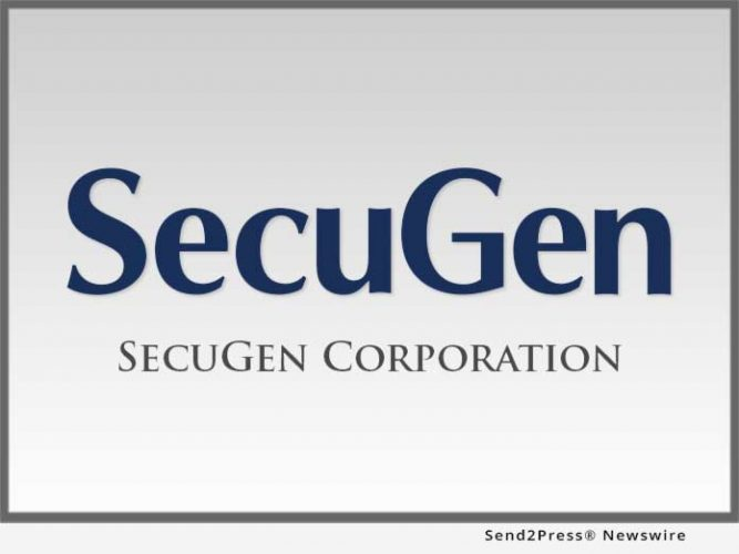 SecuGen Expands Free Fingerprint Software Portfolio with Citrix SDK Plugin 3