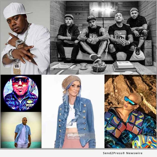 Twista, Veronica Vega, DJ G-Love, Crazy Town X with R1ckOne and more to Perform at 'Soundwaves 360 Music Event' 8