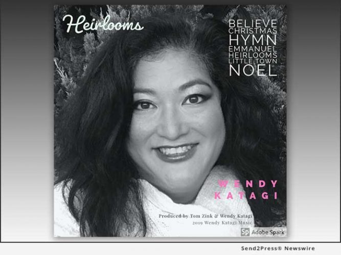 Wendy Katagi and Friends Joy to the World Concert and New Album Release, 'Heirlooms' 6