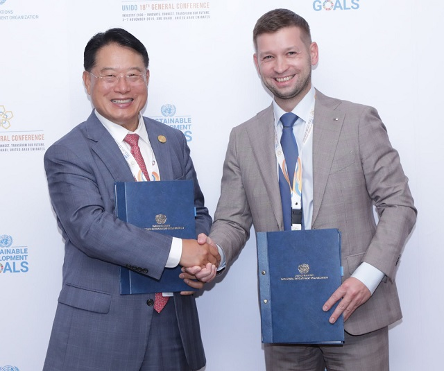 Russian Mining and Smelting Giant Nornickel and UNIDO to Support Environmentally-Sound Technologies in The Metals Industry 3