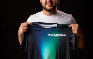 FIFA Star Musaed Al-Dossary Signed by Russian TUNDRA eSports 3