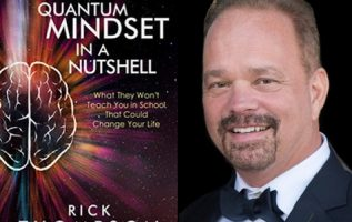 A Catalyst for Change! Rick Thompson's Newly Released Book Introduces Quantum Science as a Tool for Success 3
