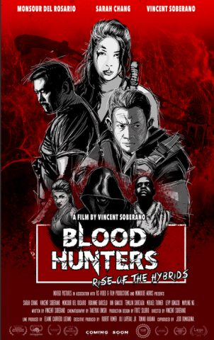 BLOOD THIRSTY BEAST OF FILIPINO FOLKLORE: 'BLOOD HUNTERS' WINS BIG IN NYC 5