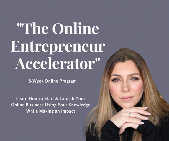 The Certified Public Accountant, Reem Kharbat, is Transforming Lives of People and Fresh Entrepreneurs Around the Globe to Foster Financial Freedom 13