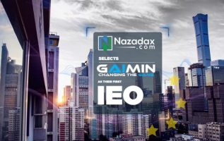Nazadax Exchange Launches First IEO Token Sale with Gaimin GRMX 1