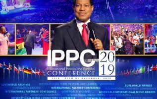 Pastor Chris Oyakhilome's New Arabic TV Channel Is Unveiled At International Pastors' and Partners' Conference 3