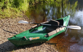 From Garage to Booming sales Tucktec Launches the First Hard-Shell Folding Kayak 5