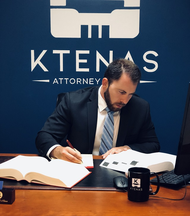 Rising Criminal Defense Law Firm Ktenas Law Earns Multiple Awards 2