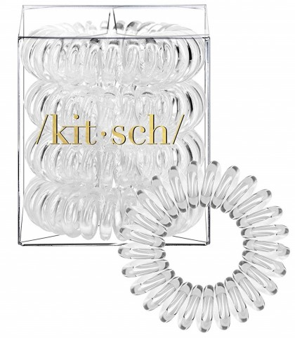 Kitsch Phone cord ties are becoming the new regular hair ponies for loads of women 1