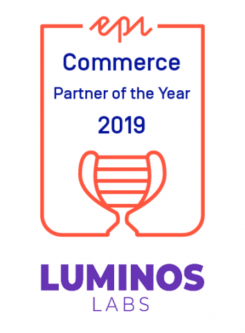 Luminos Labs Named Episerver Commerce Partner of the Year 1