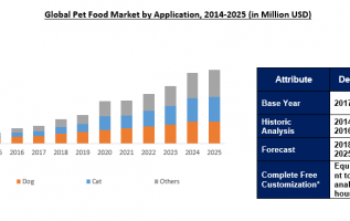 Cat Food Market 2019: Global Key Players, Trends, Share, Industry Size, Segmentation, Opportunities, Forecast To 2024 8