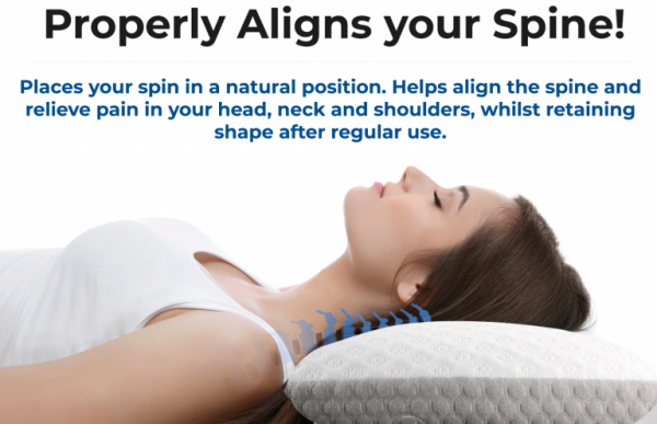 The World's first Revolutionary 7-in-1 Pillow with Bacteria Protection and Cooling Technology launched on Kickstarter 4