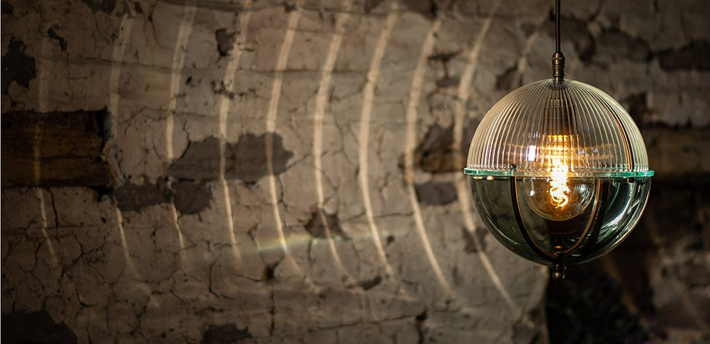 Fritz Fryer Add a Brand New Grafton Light to their Grafton Globe Collection 1