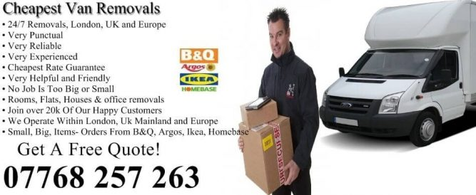 Godwins Removals – Man with a Van is expanding 1