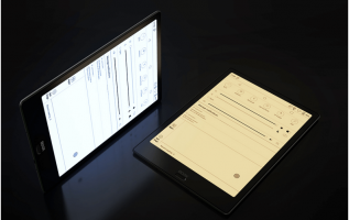 Onyx Unveils A Lighter and Mightier eReader – Boox Note2 3