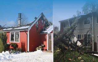Precision Restorations Offers Pre-Winter Roofing and Damage Inspections 3