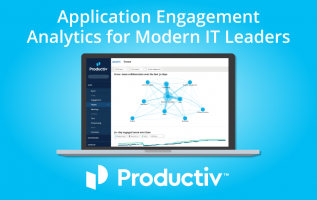 Productiv Raises $20 Million in Series B Funding to Maximize SaaS Value with Application Engagement Analytics 2
