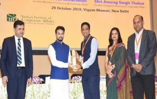 Schneider Electric had been honoured by the Government of India as part of the National CSR Award 4