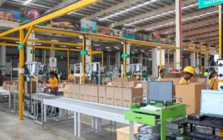 Schneider Electric opens first Smart Distribution Centre in India 2
